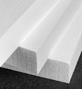 Cellplast flytmaterial isolering