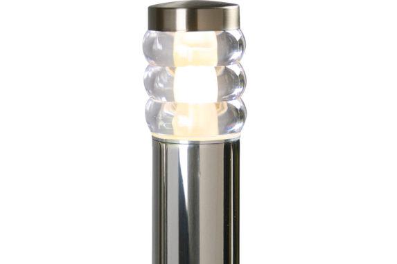 Bryggstolpe belysning