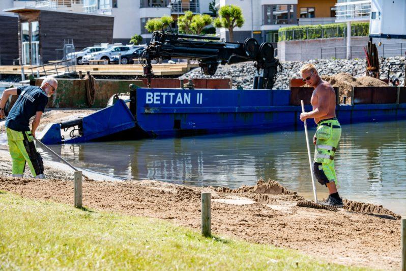 Bettan II lägger till